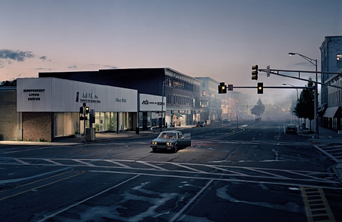 car, gregory crewdson, and photography image