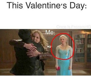 once upon a time, valentines day, and captain hook image