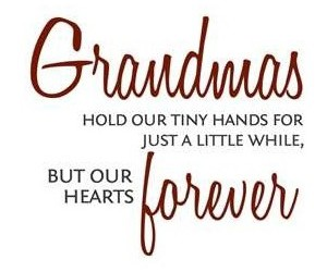 grandma and true image
