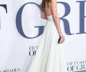dakota johnson, fifty shades of grey, and 50 shades of grey image