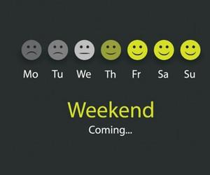 weekend and week image