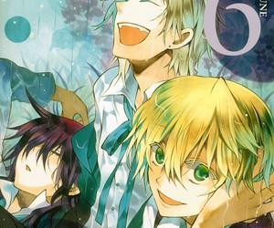 pandora hearts, manga, and elliot nightray image
