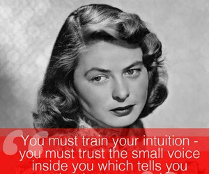 believe, intuition, and ingrid image
