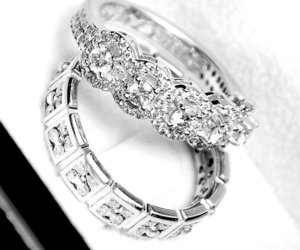 awesome, fashionable, and rings image
