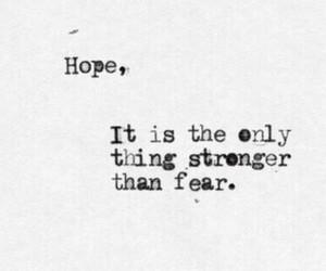 hope and sad image