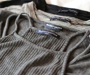 fashion, brandy melville, and tumblr image