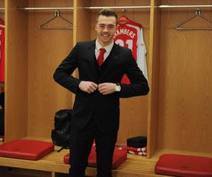 Arsenal and calum chambers image