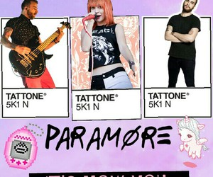 hayley williams, paramore, and pastel image