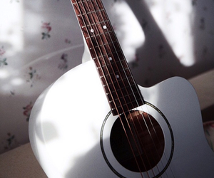 classic, guitar, and indie image