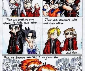 brothers, naruto, and so true image