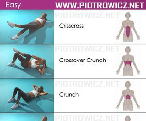 abs tutorial fit crunch image