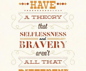 divergent, veronica roth, and bravery image