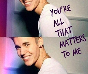 justin bieber, all that matters, and kidrauhl image