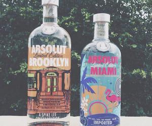 vodka, Miami, and drink image