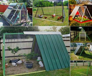 diy, home idea, and chicken coops image