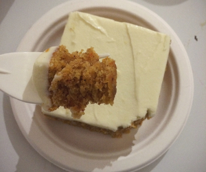 healthy, tasty, and carrot cake image