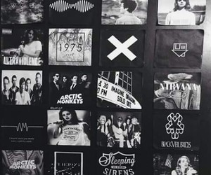 arctic monkeys, grunge, and bands image