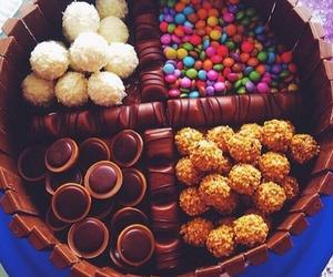 chocolate, food, and sweet image