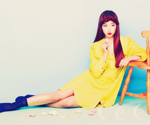 actress, k-model, and k-pop image