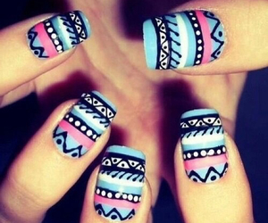 nails, style, and sweet image