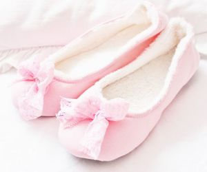 pink, cozy, and girly image