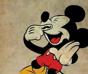 mickey, mustache, and disney image