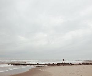 adventure, mountain, and sea image