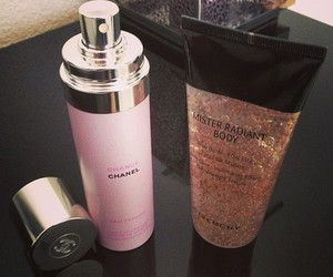 chanel, glitter, and Givenchy image