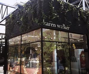 karen walker, shop, and grunge image