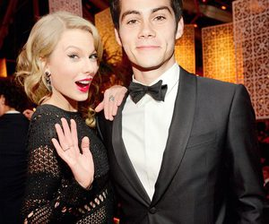 Taylor Swift, dylan o'brien, and teen wolf image