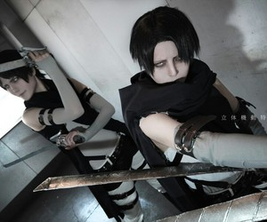 anime, cosplay, and levi image