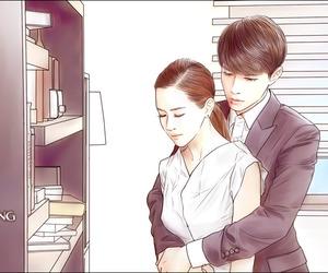Korean Drama, romantic, and lee dong-wook image