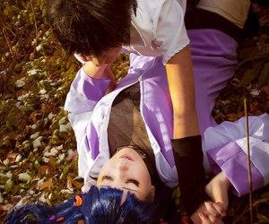 cosplay, sasuke, and hinata image
