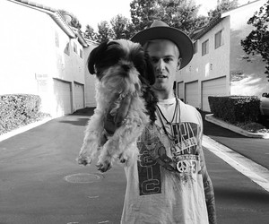 jesse rutherford, the nbhd, and animal image