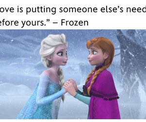 disney, frozen, and quote image