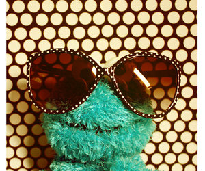 blue and cookiemonster image