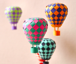 diy, balloons, and Paper image