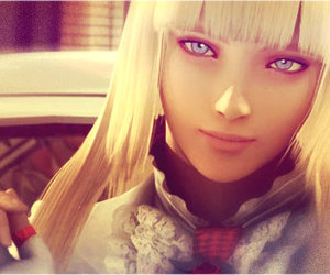 3d, lili, and playstation image