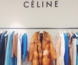 celine, fashion, and clothes image