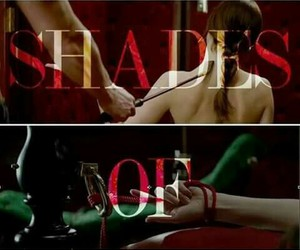 fifty shades of grey, movie, and christian grey image