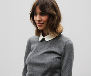 alexa chung and model image