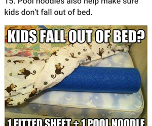 cool idea, toddler, and noodle image