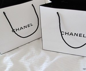 chanel, pale, and white image
