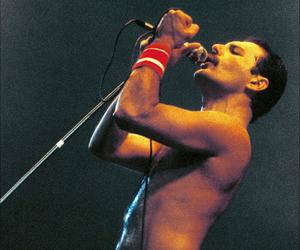 Freddie Mercury, love u, and Queen image
