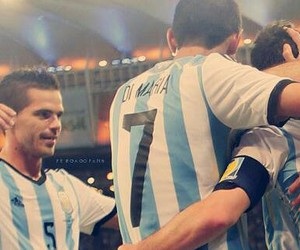 argentina, football, and world cup image