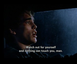 movie, outsider, and quote image