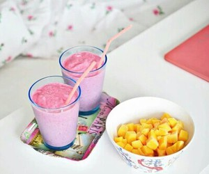 healthy, food, and fruit image