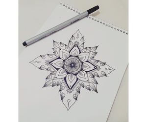 beautiful, drawing, and perfect image