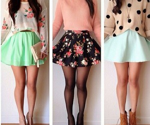 skirts outfit image