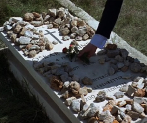 grave, holocaust, and movie image